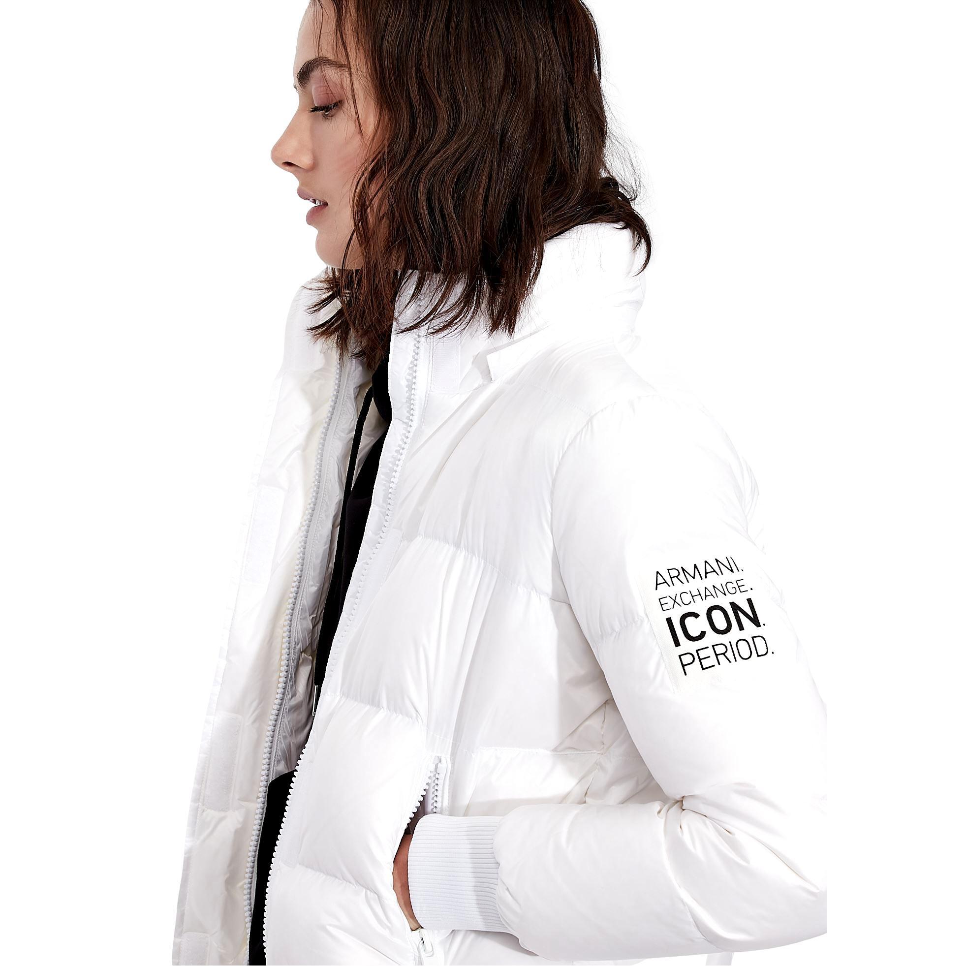 Puff jacket Icon period ARMANI EXCHANGE      8NYB40 YNYNZ1100