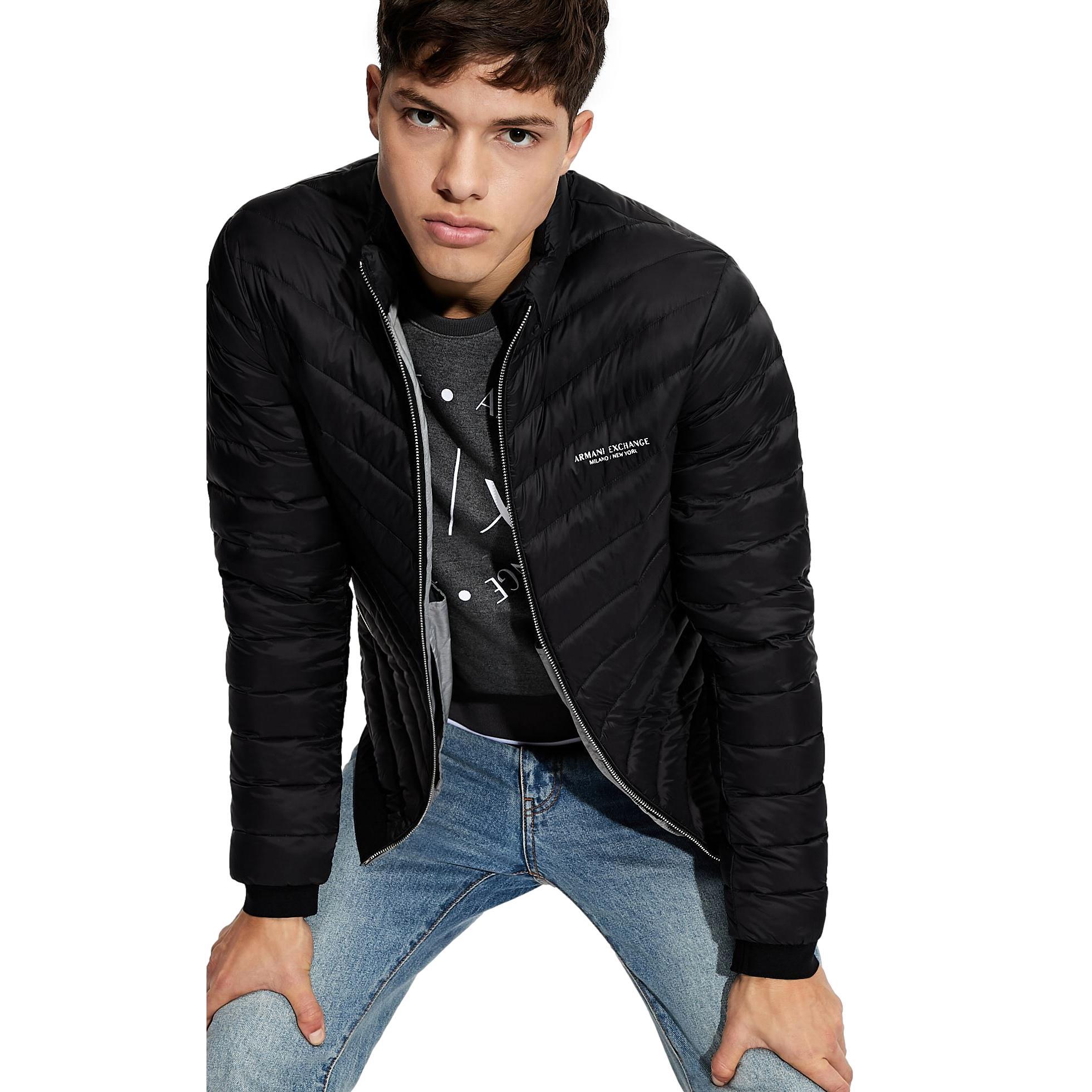 Puffer jacket ARMANI EXCHANGE |  | 8NZB52 ZNW3Z0217