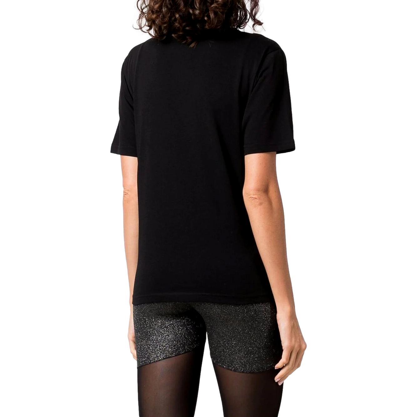 T-shirt with embroidery CHIARA FERRAGNI |  | 71CBHT01 CJC0T899