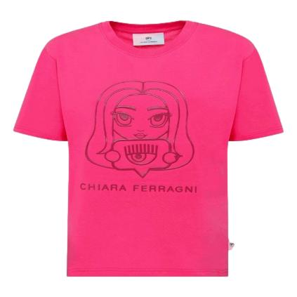 T-shirt Rubber Mascotte CHIARA FERRAGNI |  | 71CBHT12 CJC0T446