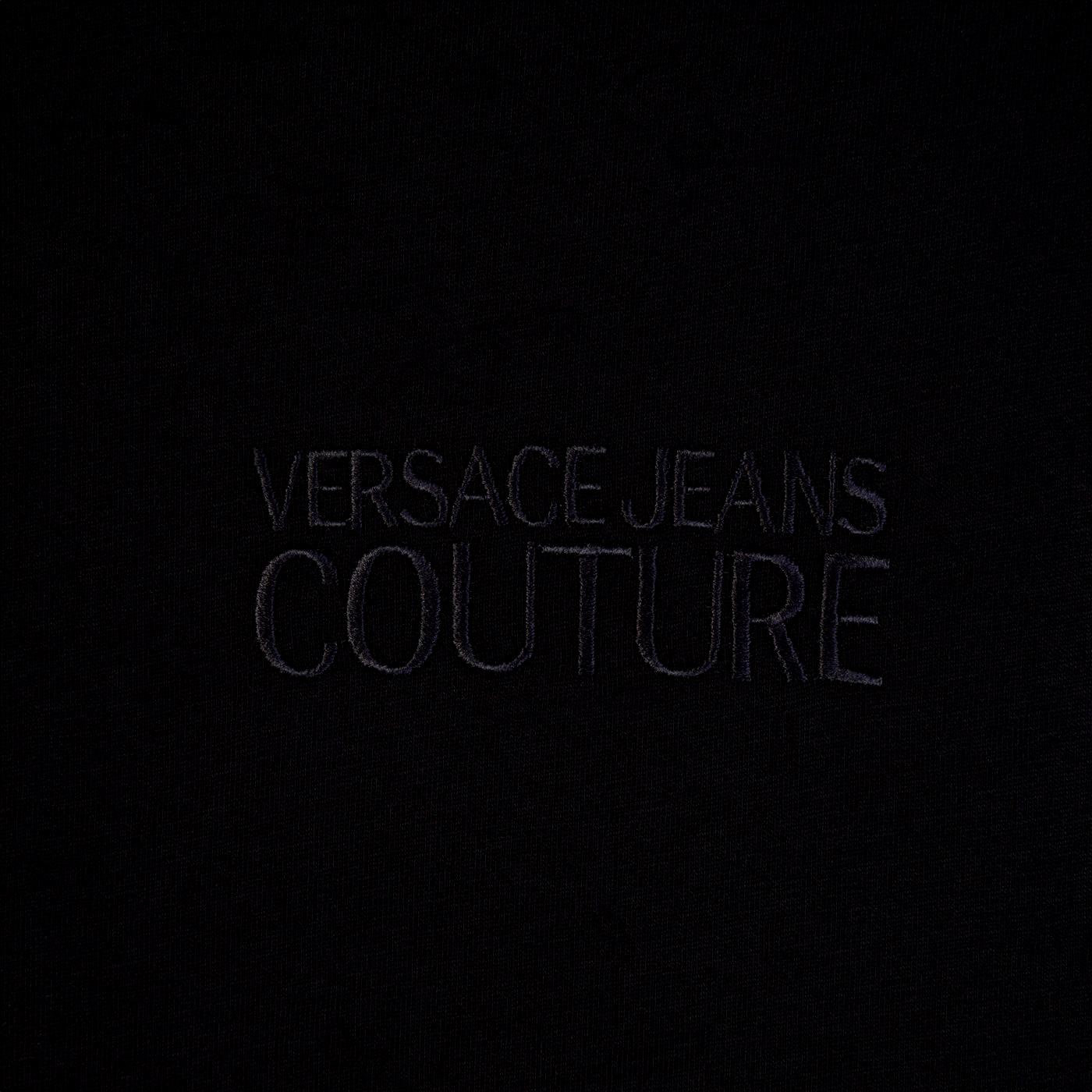 T-shirt with reflective sleeve VERSACE JEANS COUTURE |  | 71GAH6R9 J0001899