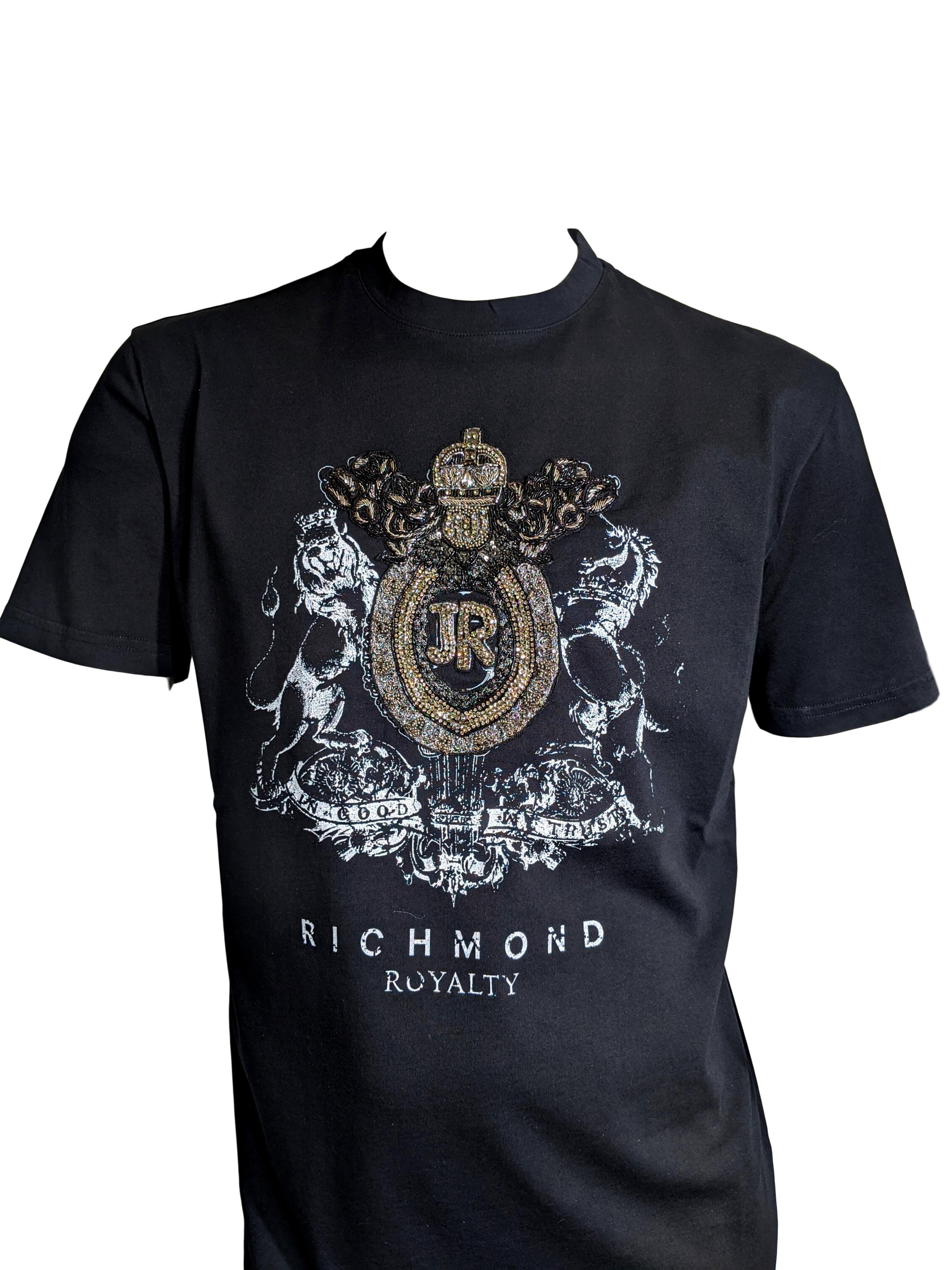 T-SHIRT JOHN RICHMOND RICHMOND JOHN | T-shirt | RMP20040TSMT