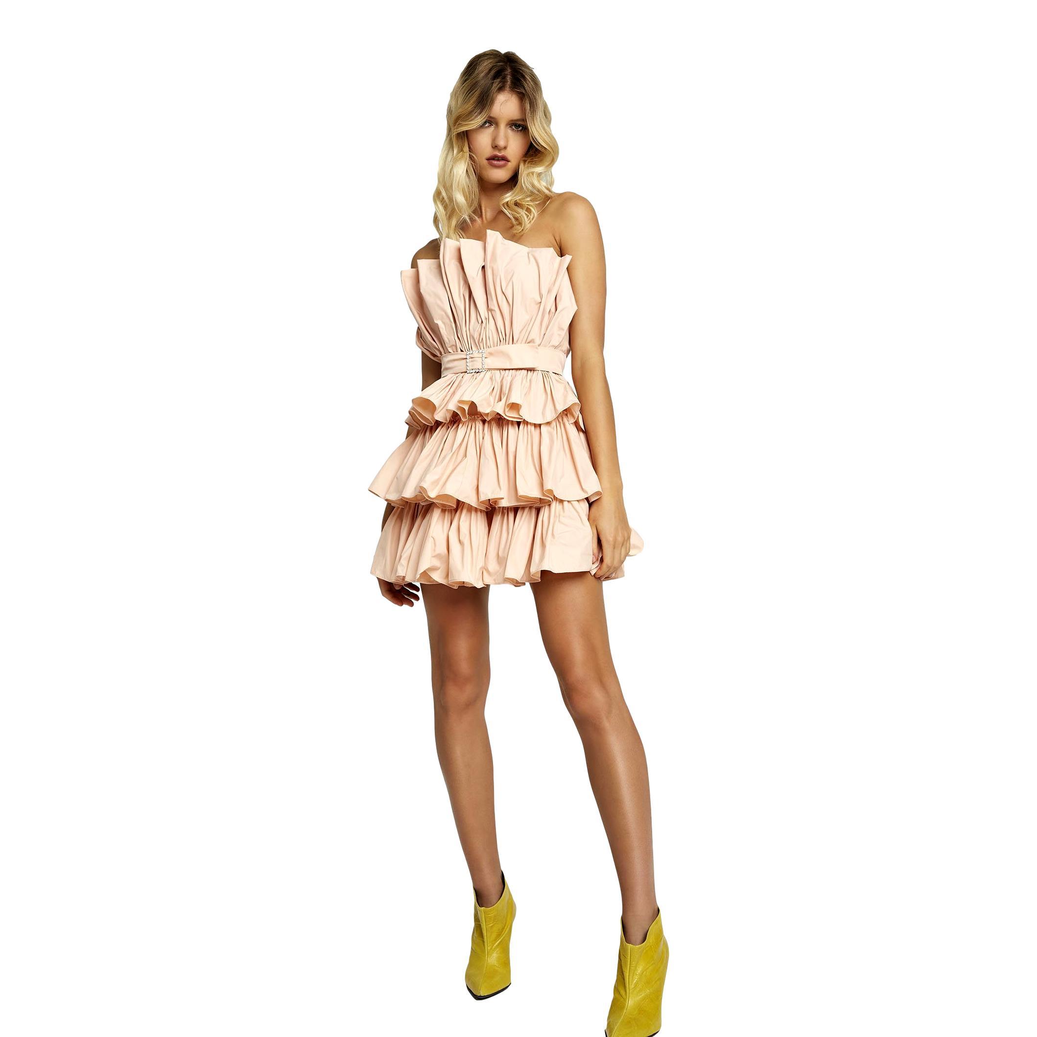 fascia taffy dress ANIYE BY |  | 18565200178