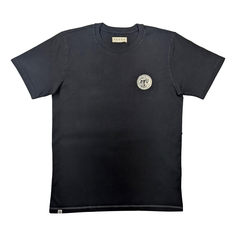 T-shirt con logo sul petto DANILO PAURA | T-shirt | 05DP1001M01090ST