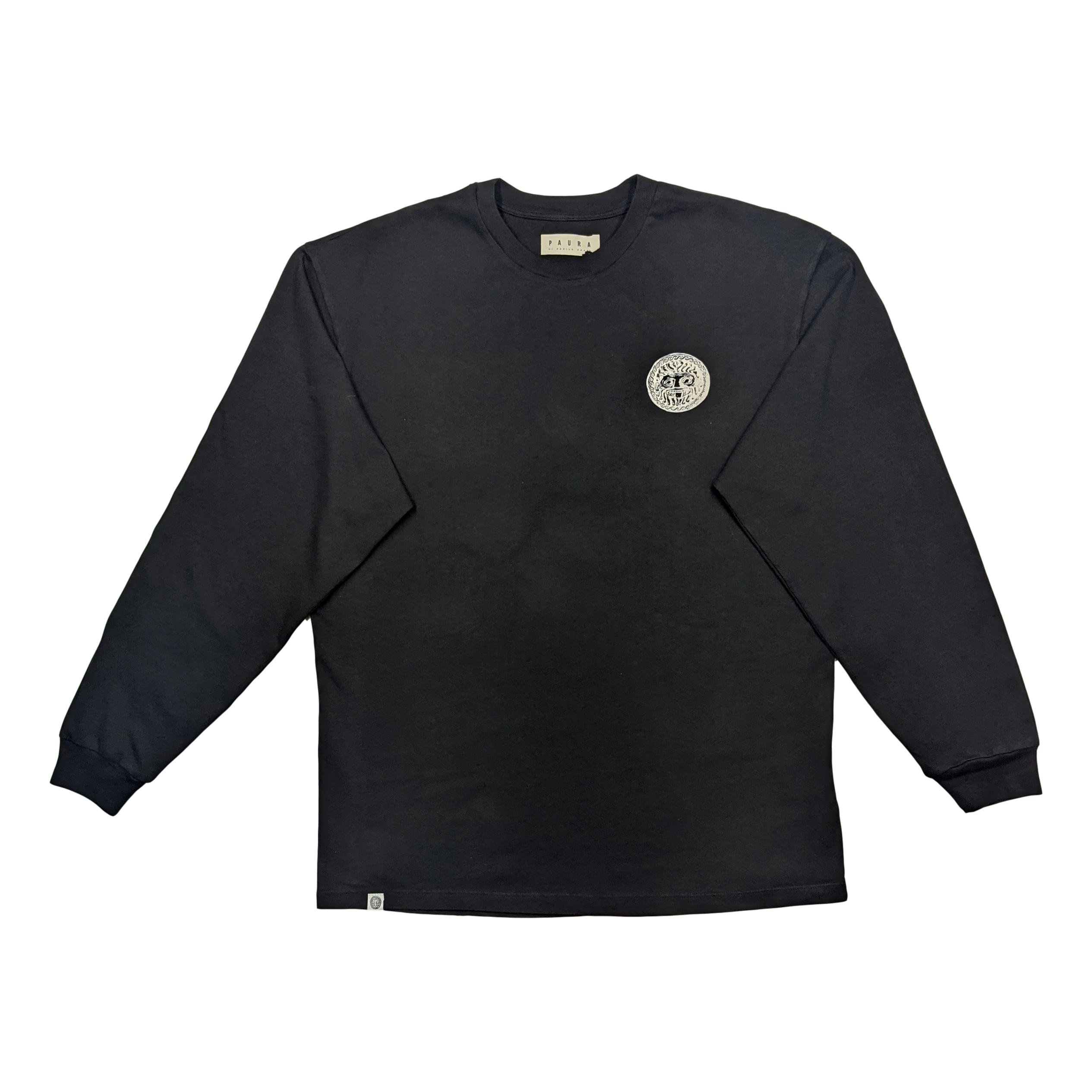 Long sleeve t-shirt with logo on the chest DANILO PAURA |  | 05DP1002M01090ST