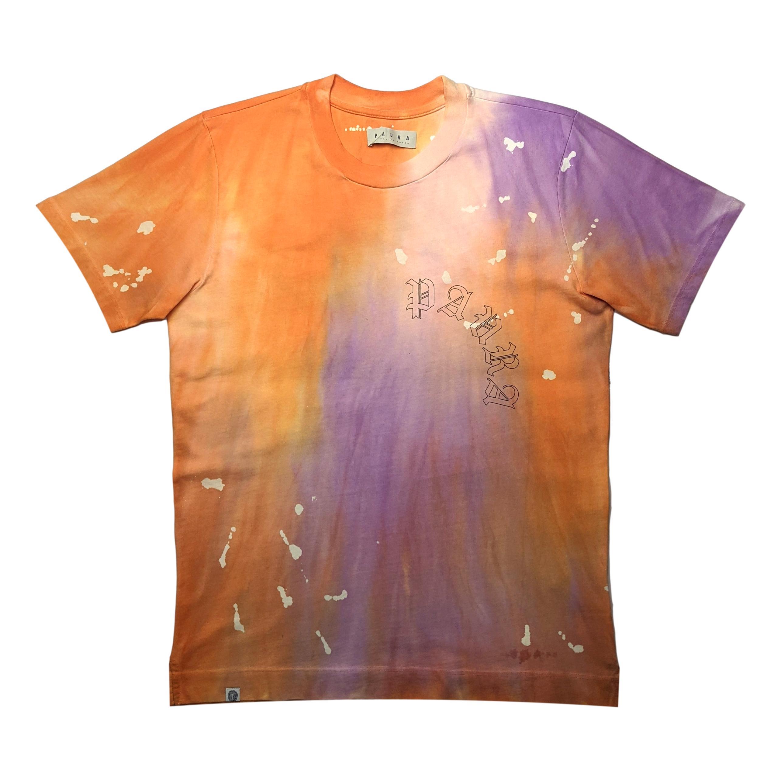 Tie Dye T-shirt DANILO PAURA |  | 05DP1003M01502
