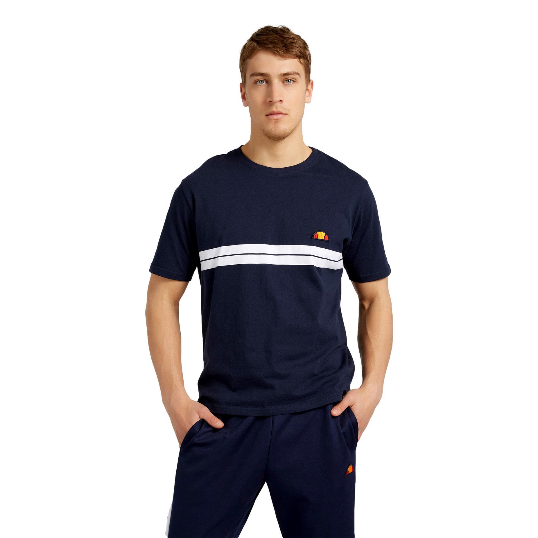 t-shirt ELLESSE STRIPES ELLESSE   T-shirt   EHM214S21858