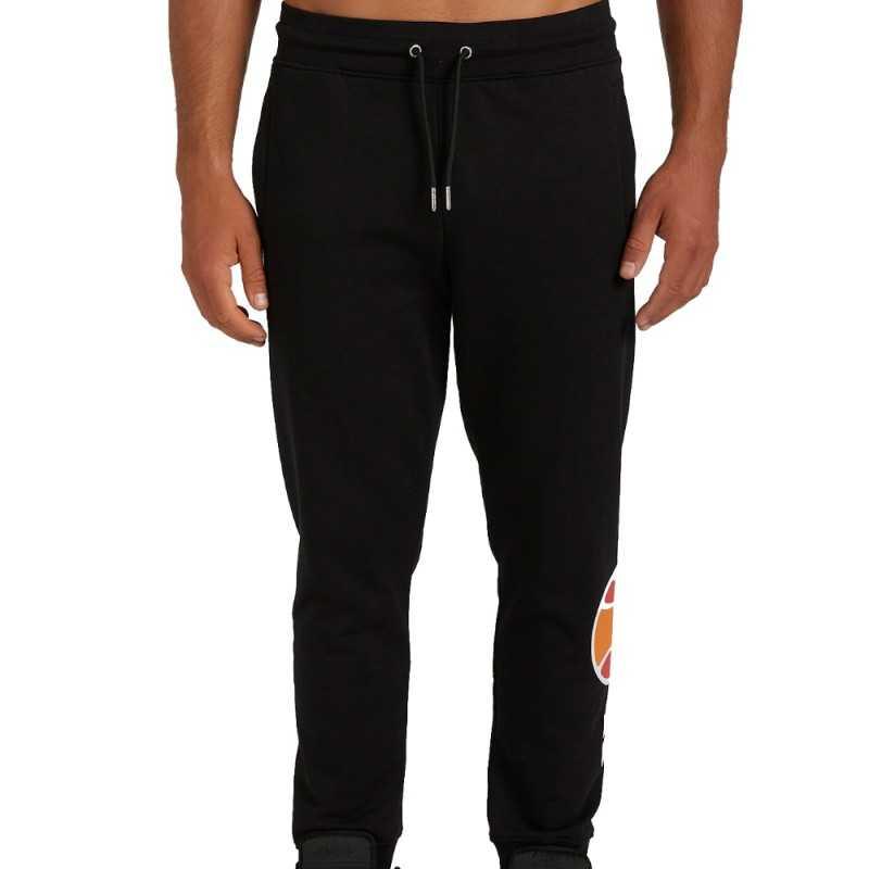 ELLESSE BLACKED PANTS MAXI LOGO ELLESSE   Pantaloni   EHM905CO050