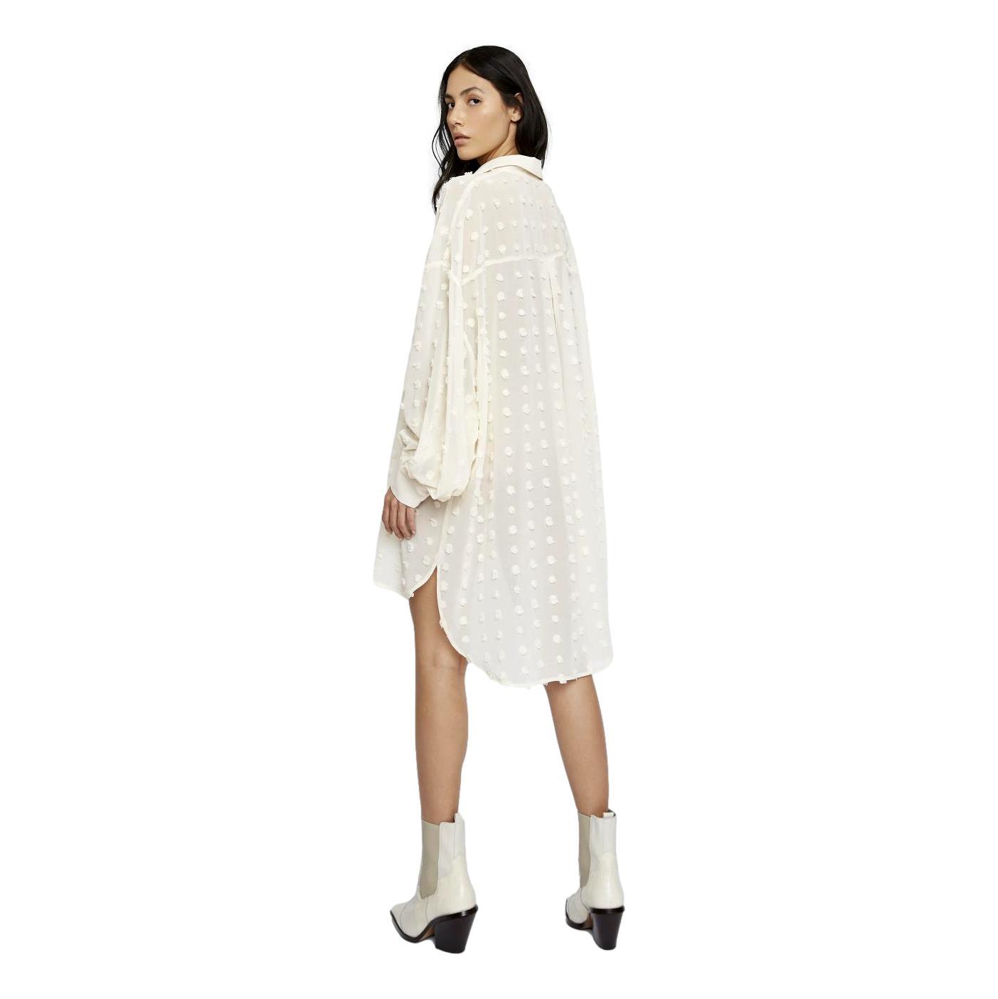 maxi shirt dress GLAMOROUS | Abiti | TM0188ACREAM