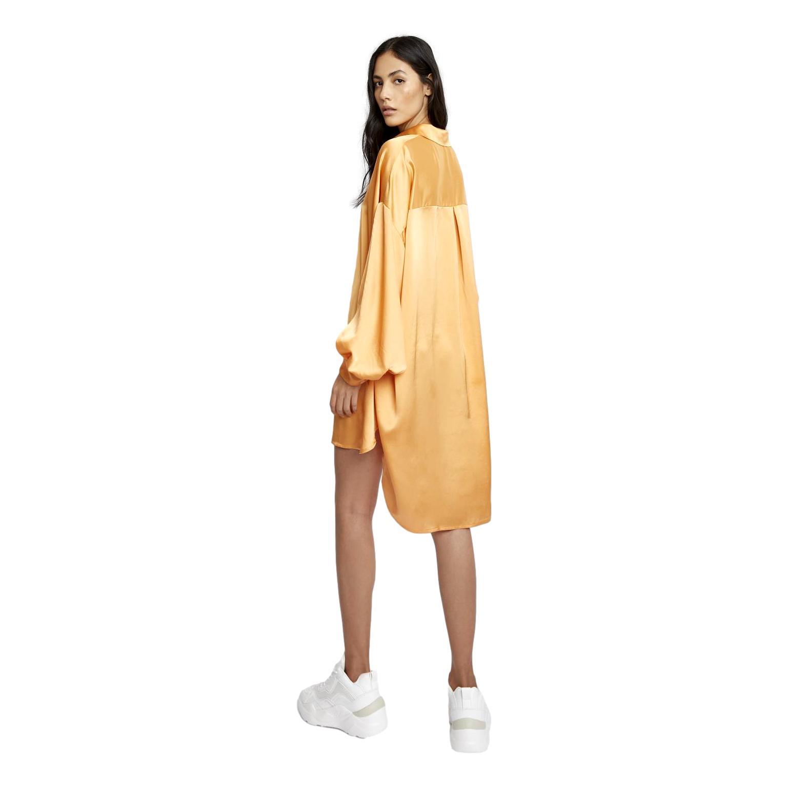 abito modello camica GLAMOROUS | Abiti | TM0188ORANGE