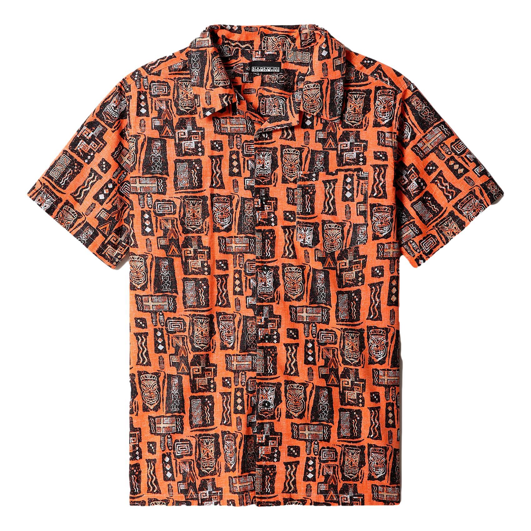Napali short sleeve shirt NAPAPIJRI |  | NP0A4F4SF3Y1