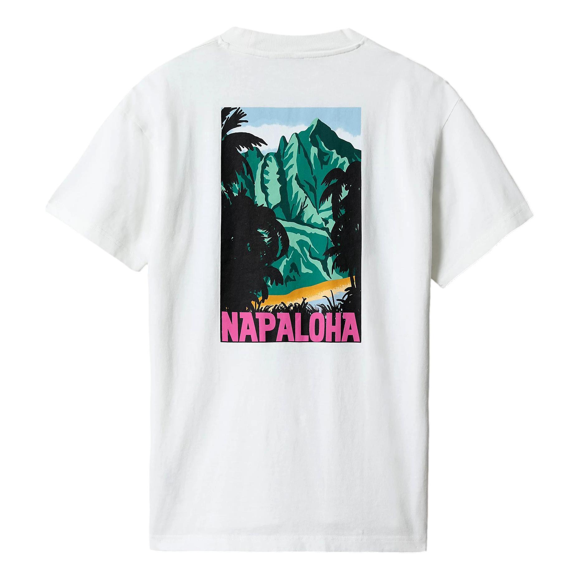 T-shirt a manica corta Alhoa NAPAPIJRI |  | NP0A4F5MF4N1