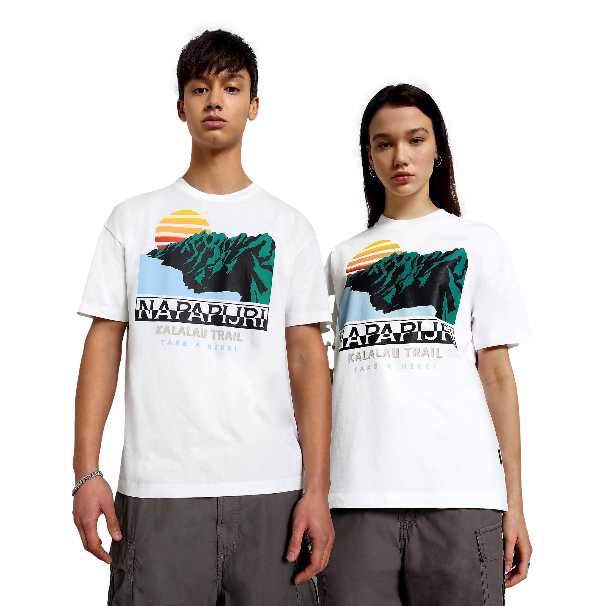 T-shirt a manica corta Alhoa NAPAPIJRI | T-shirt | NP0A4F5MF4O1