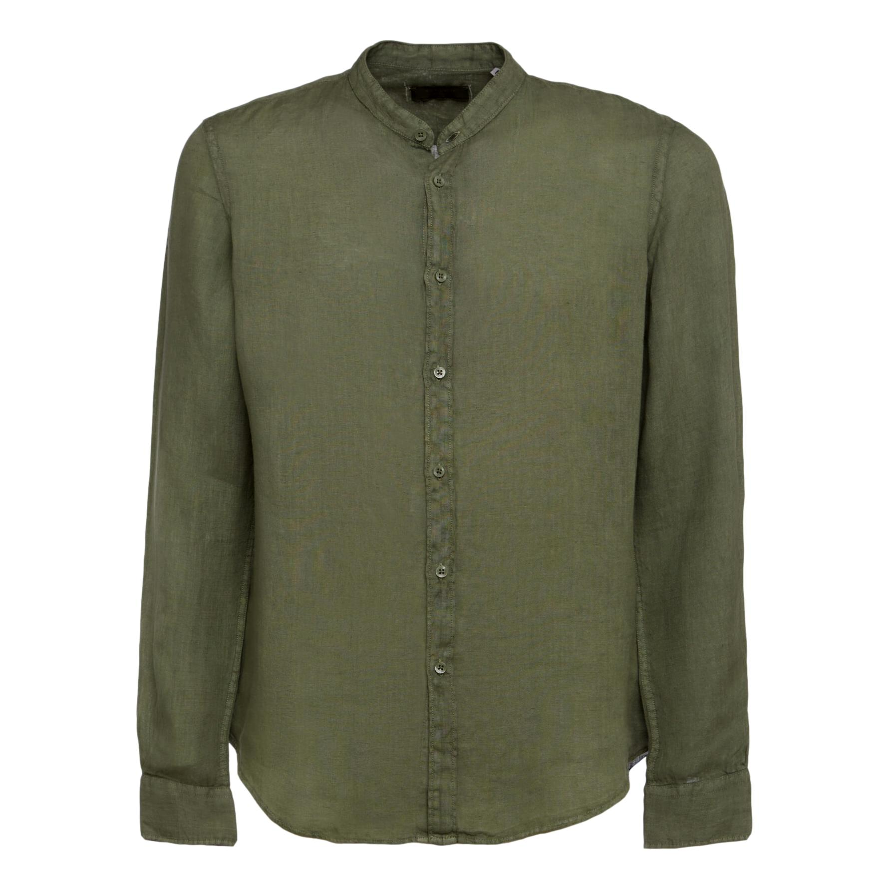 LINEN SHIRT OUTFIT      OF1CT00C006131