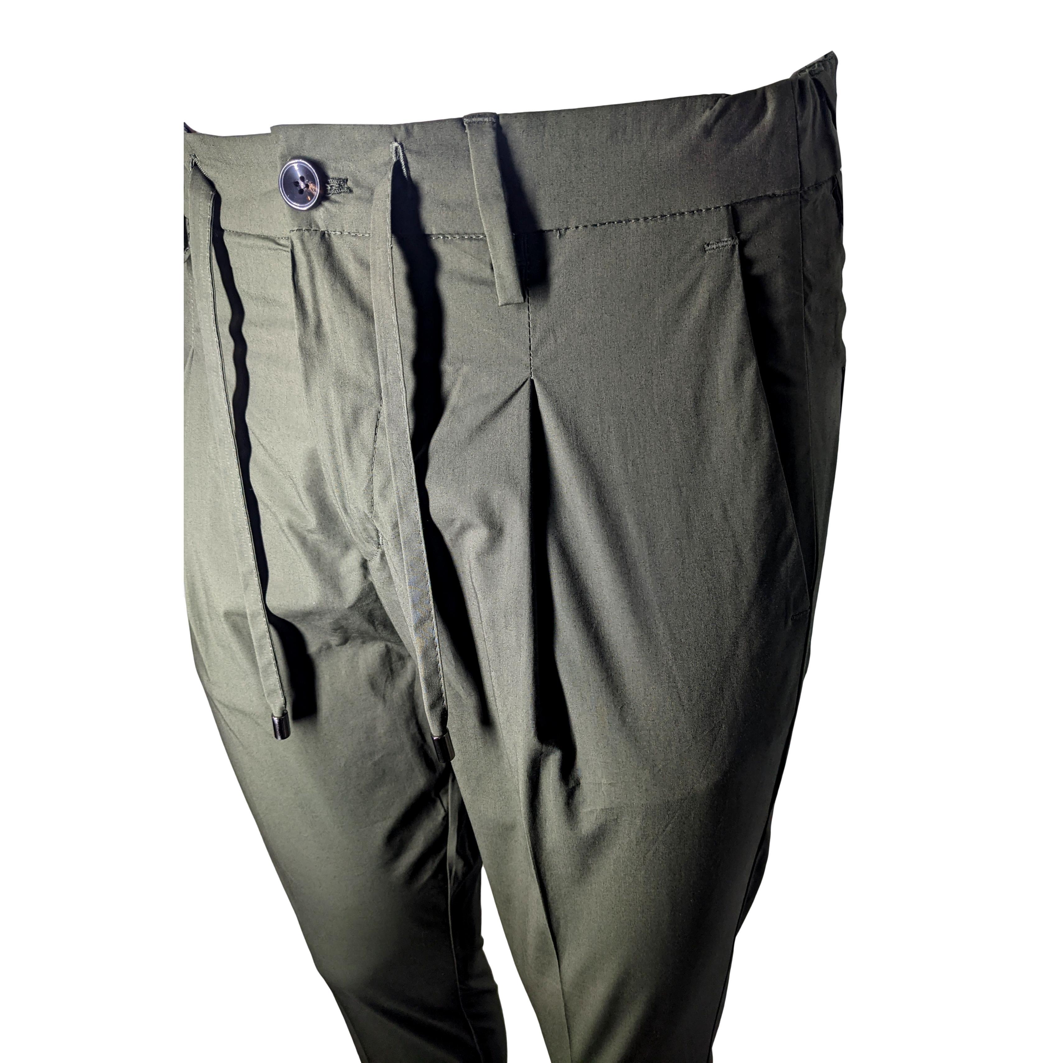PANTALACCIO PINCE POPELINE OUTFIT | Pantaloni | OF1S2S1P024131