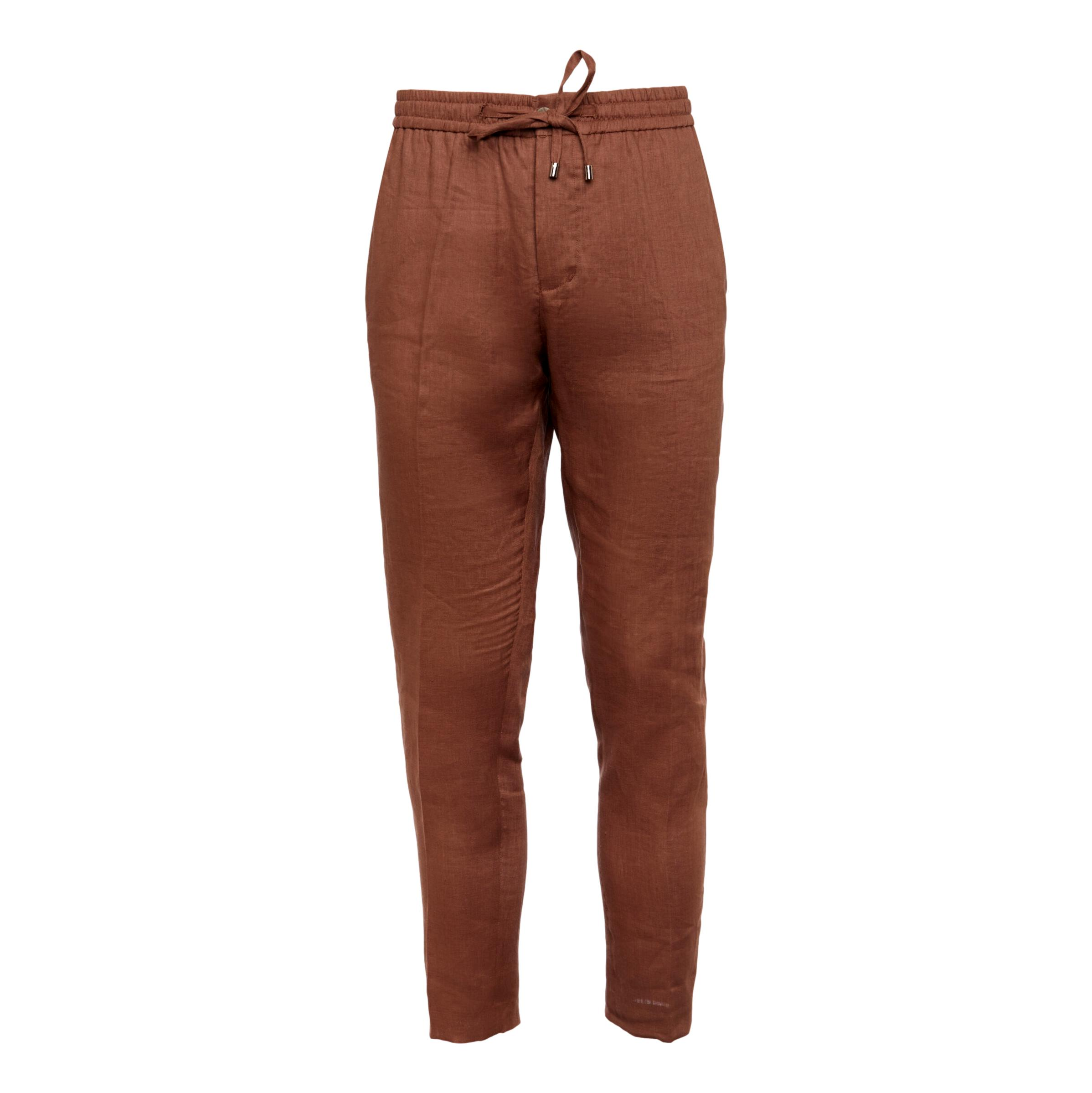 LINEN PANTS OUTFIT      OF1S2S1P029027
