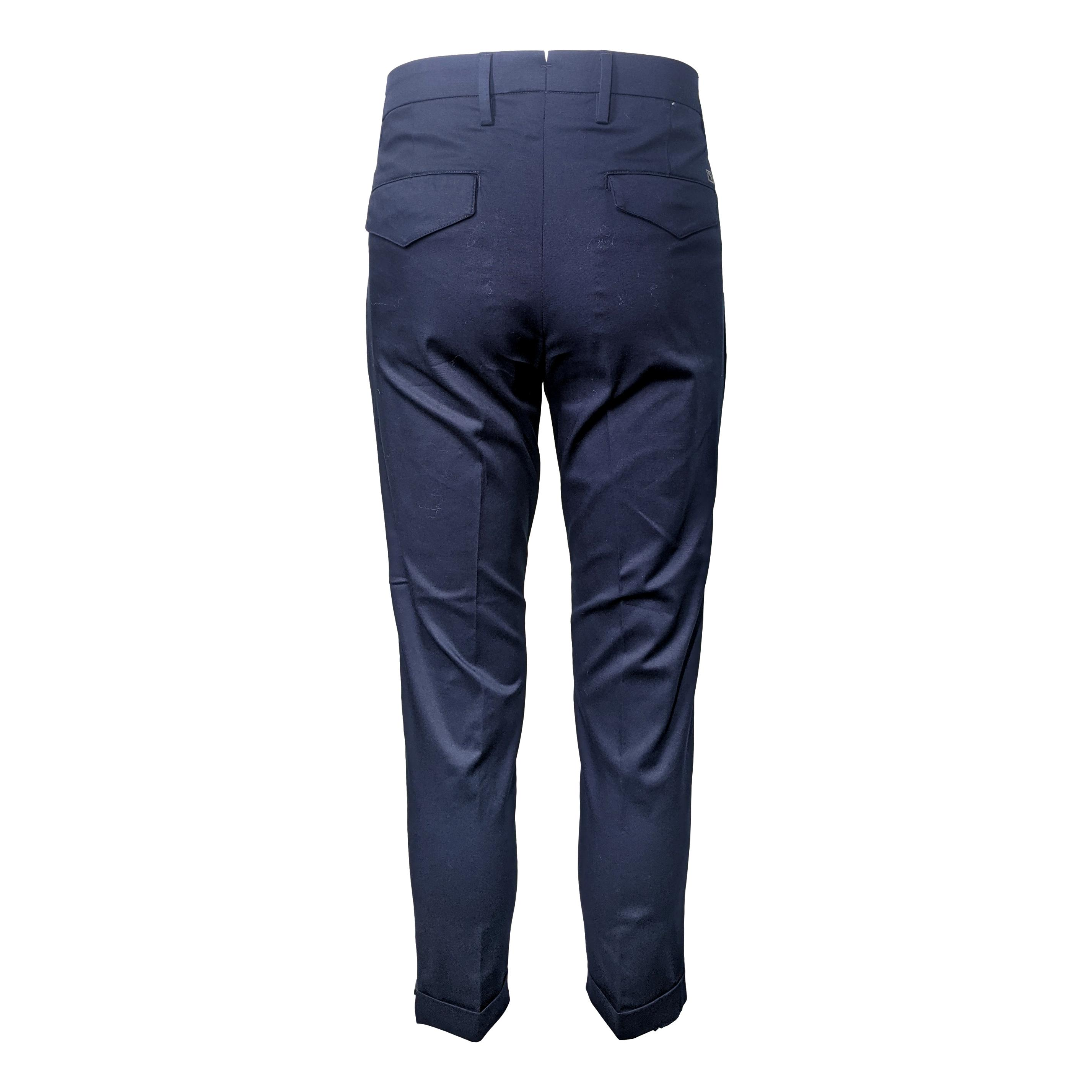 DOUBLE PINCE CHINO TROUSERS OUTFIT |  | OF1S2S1P032174