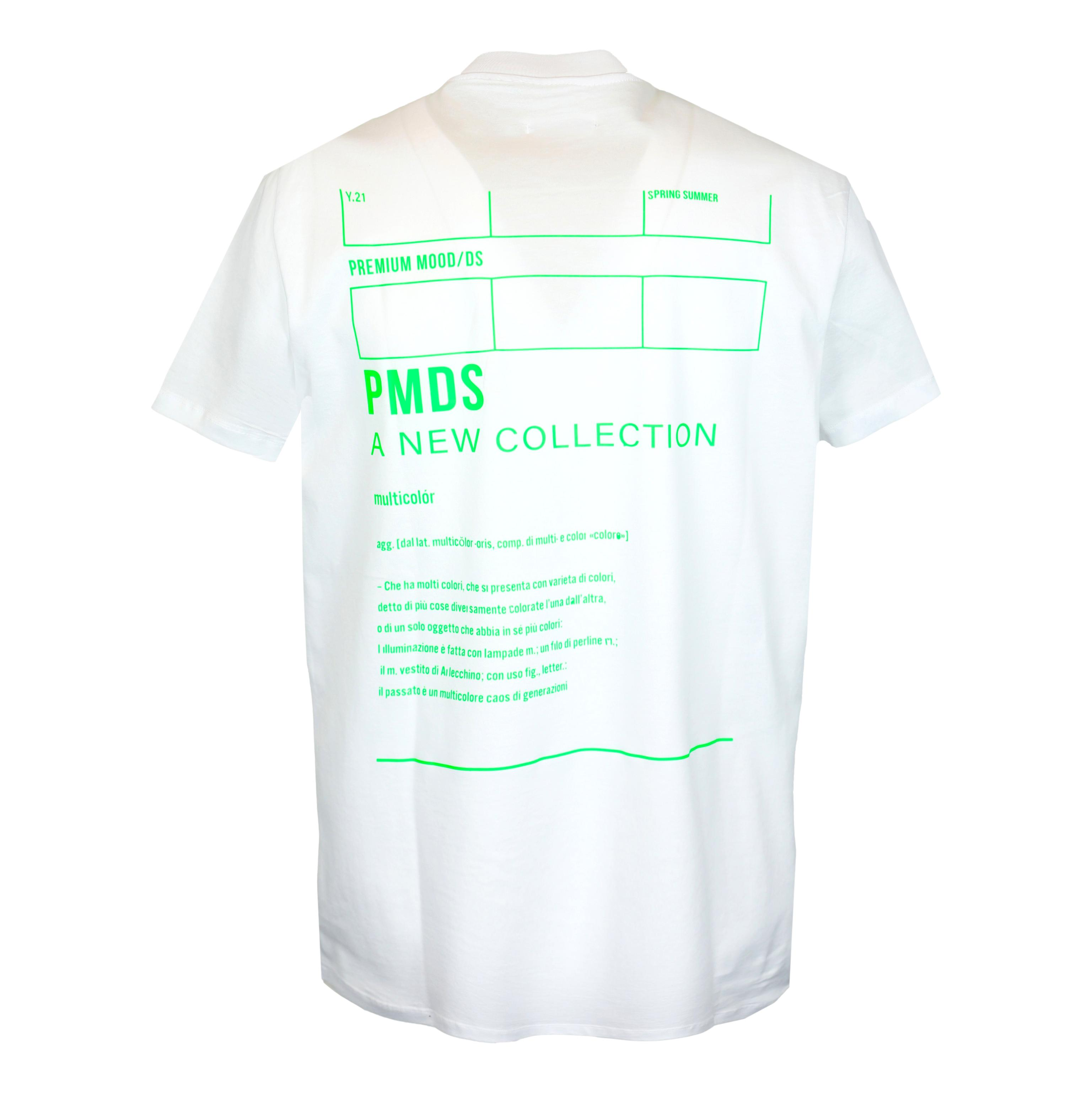 t-shirt hinto pmds PMDS | T-shirt | S21602TS01