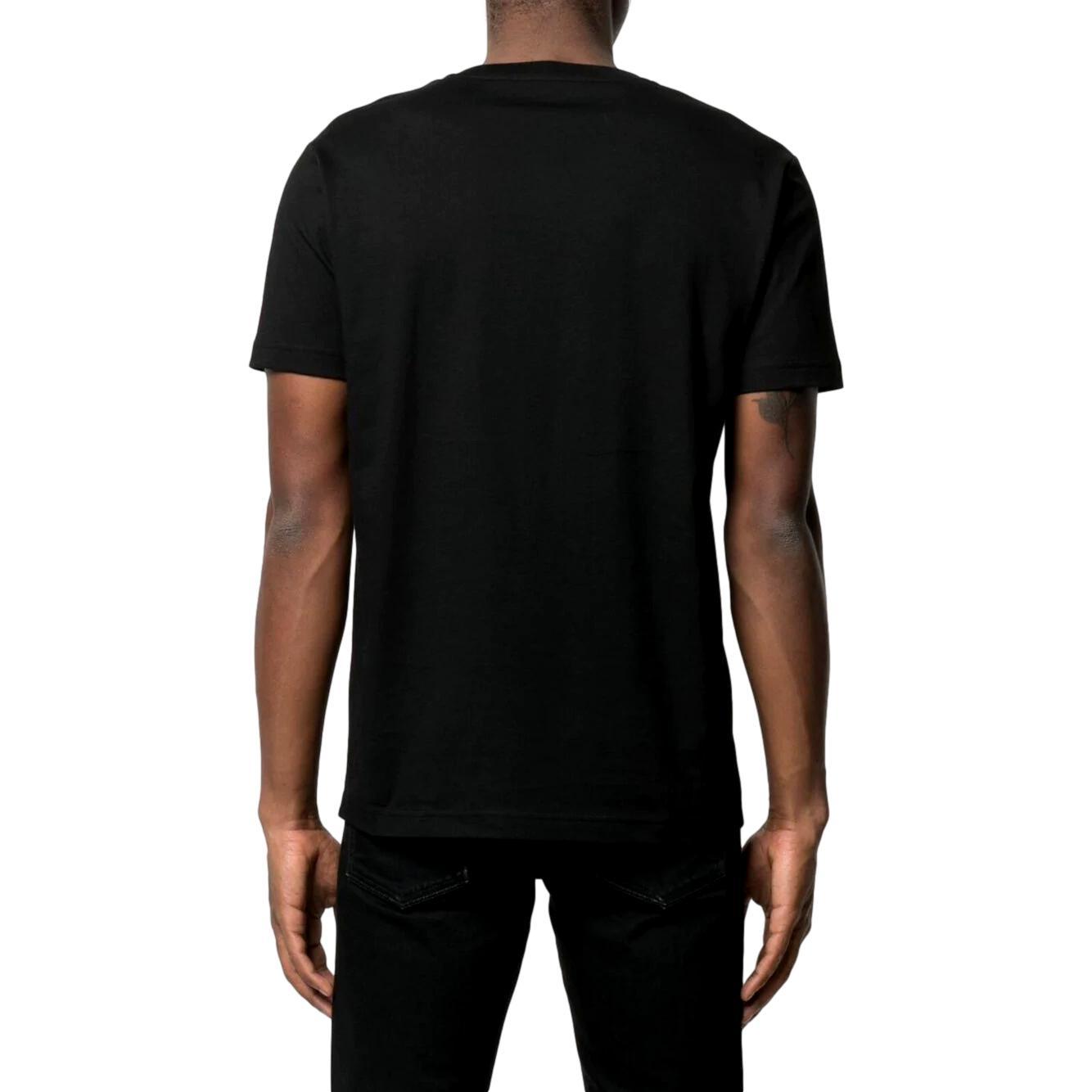 t-shirt logato winkusa RICHMOND JOHN | T-shirt | RMP21024TSA8BLACK