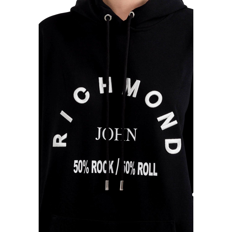 sweetshirt rodent RICHMOND JOHN |  | RWP21088FEHBBLACK