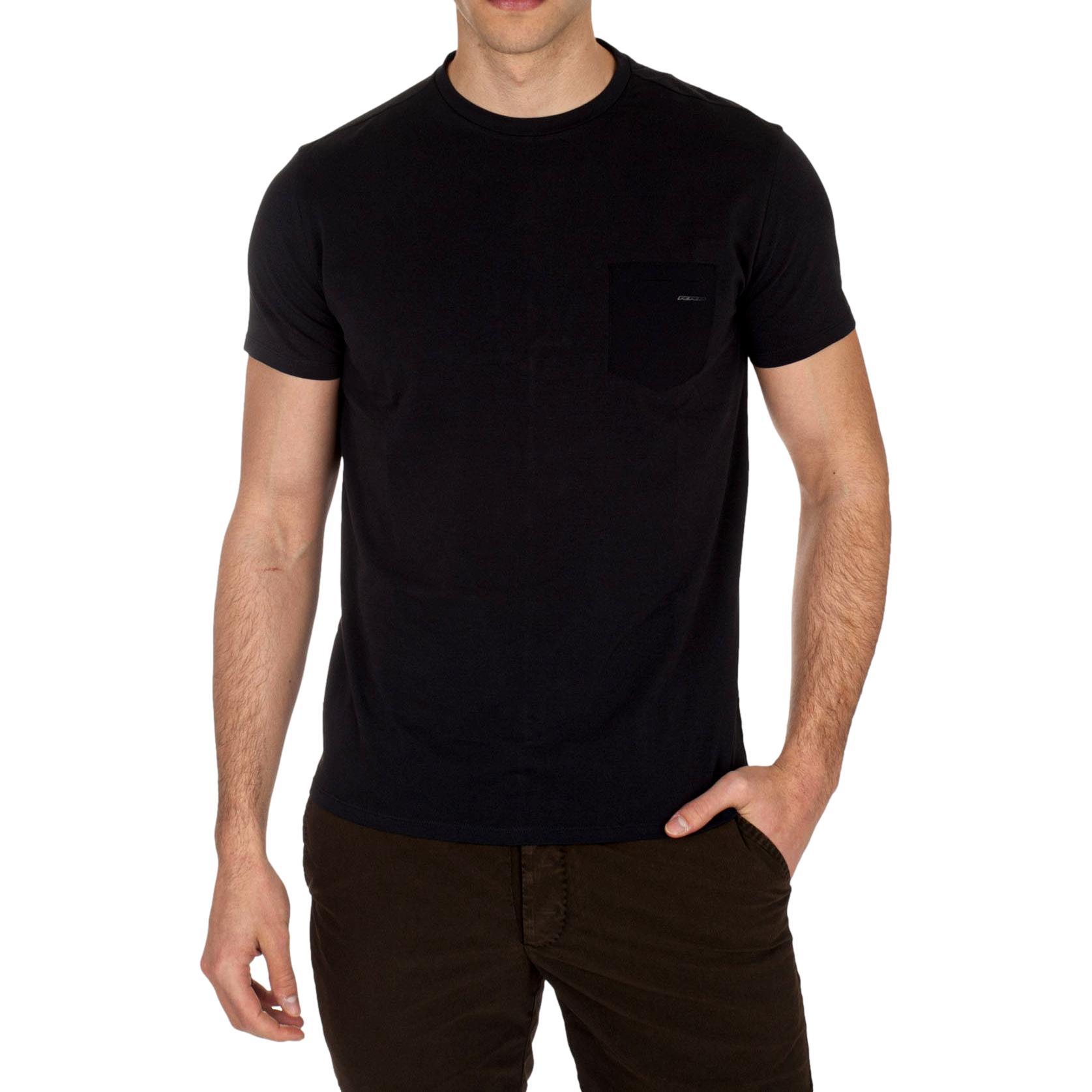 T-Shirt shirty revo RRD BLACK RRD      2116310