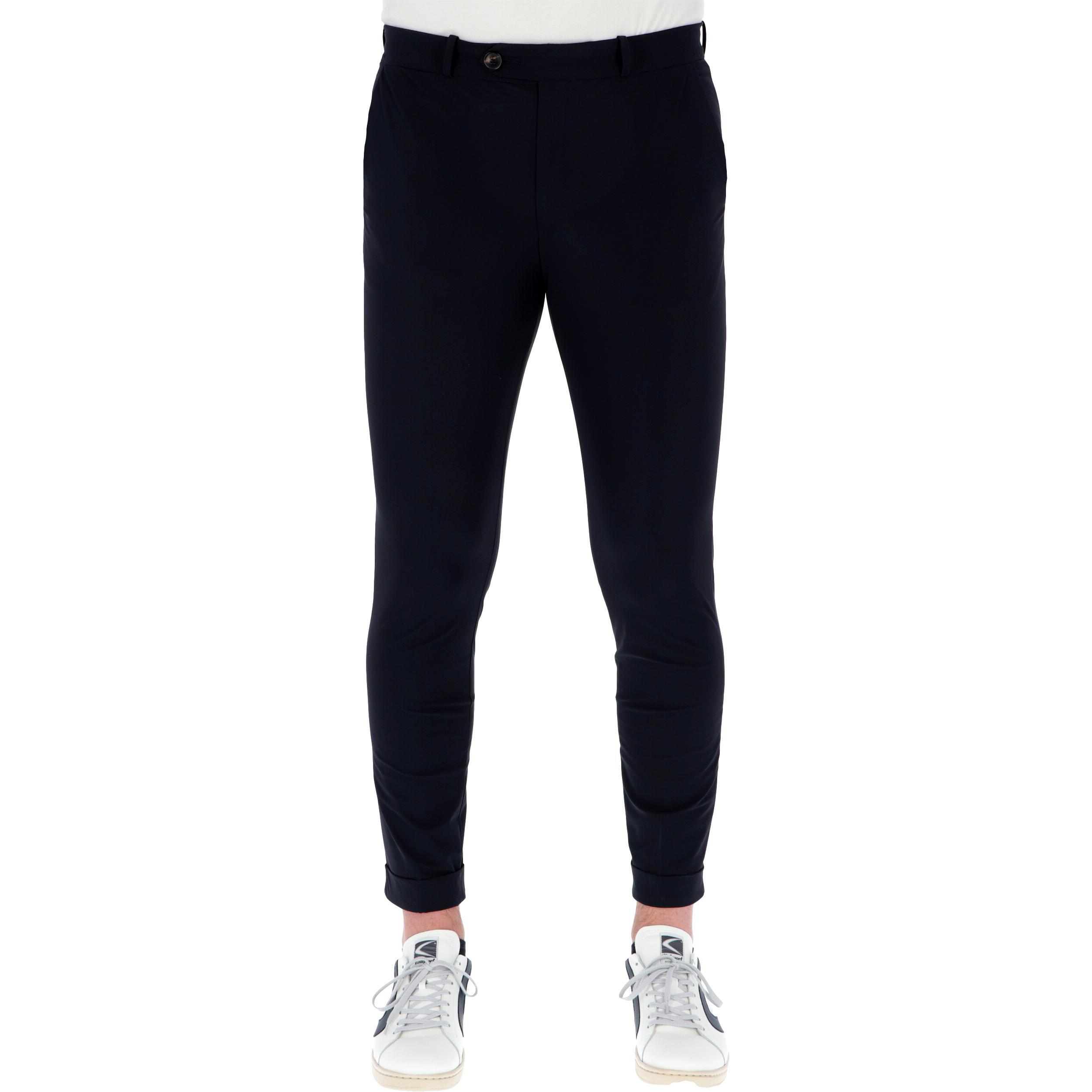 Rrd Black Men's Trousers 21200 RRD      2120060