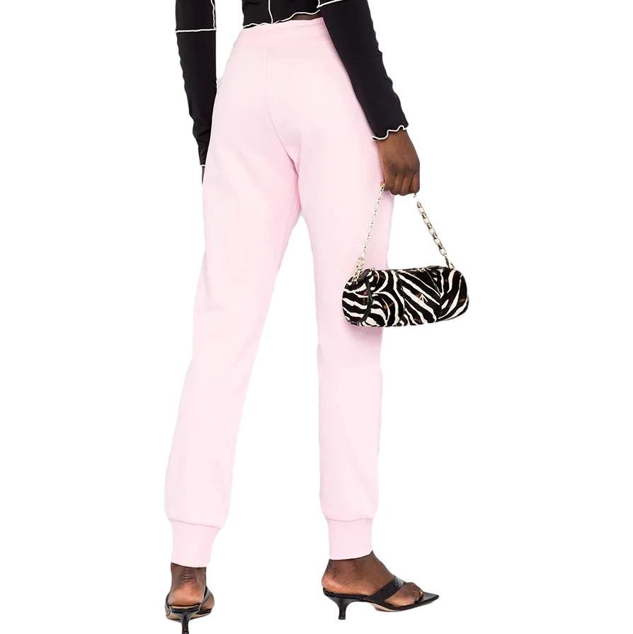 pantalone sportivo in cotone stampa logo VERSACE JEANS COUTURE   Pantaloni   A1HWA1TA 30318402