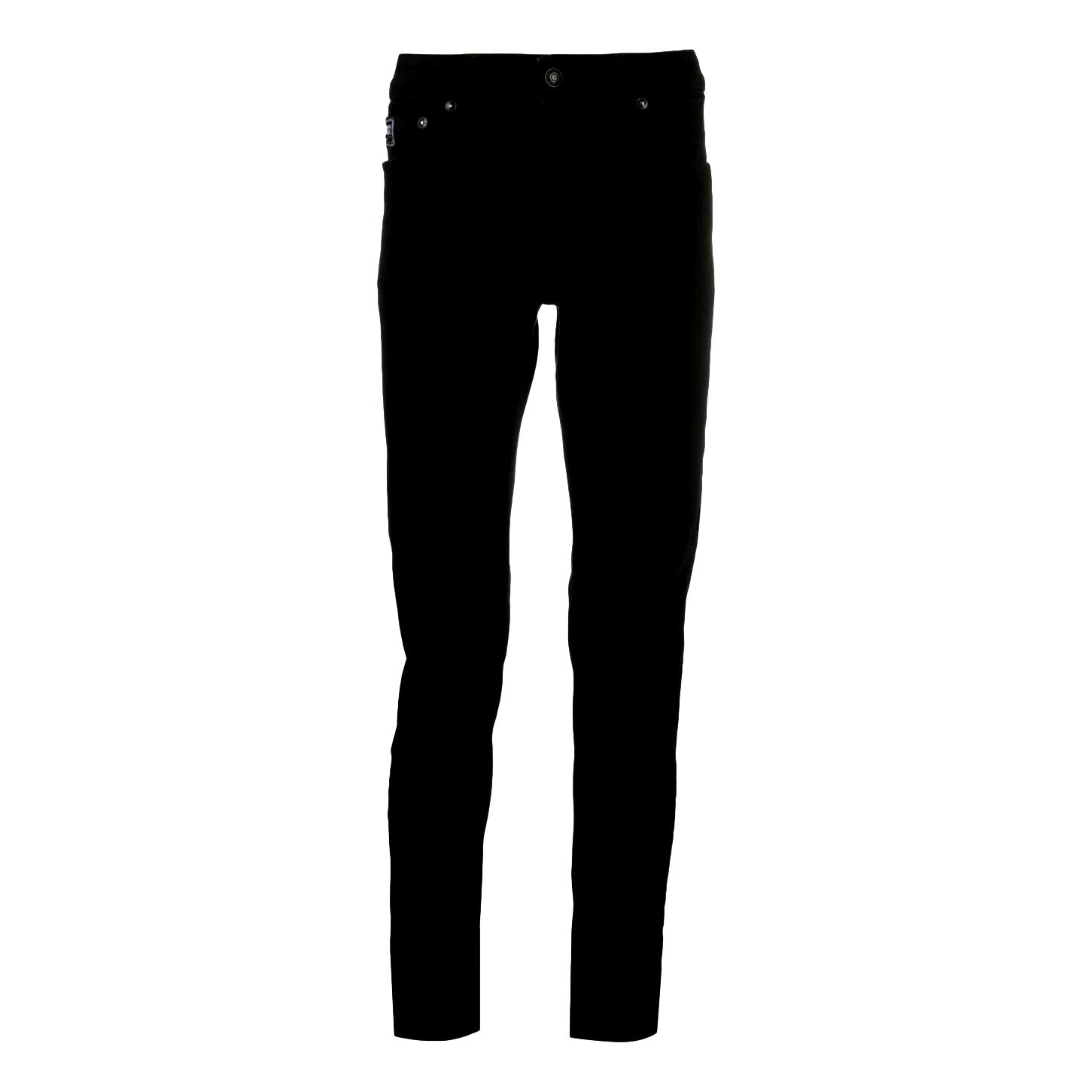 logo embroidered slim-fit jeans VERSACE JEANS COUTURE |  | A2GWA0D4 60366899