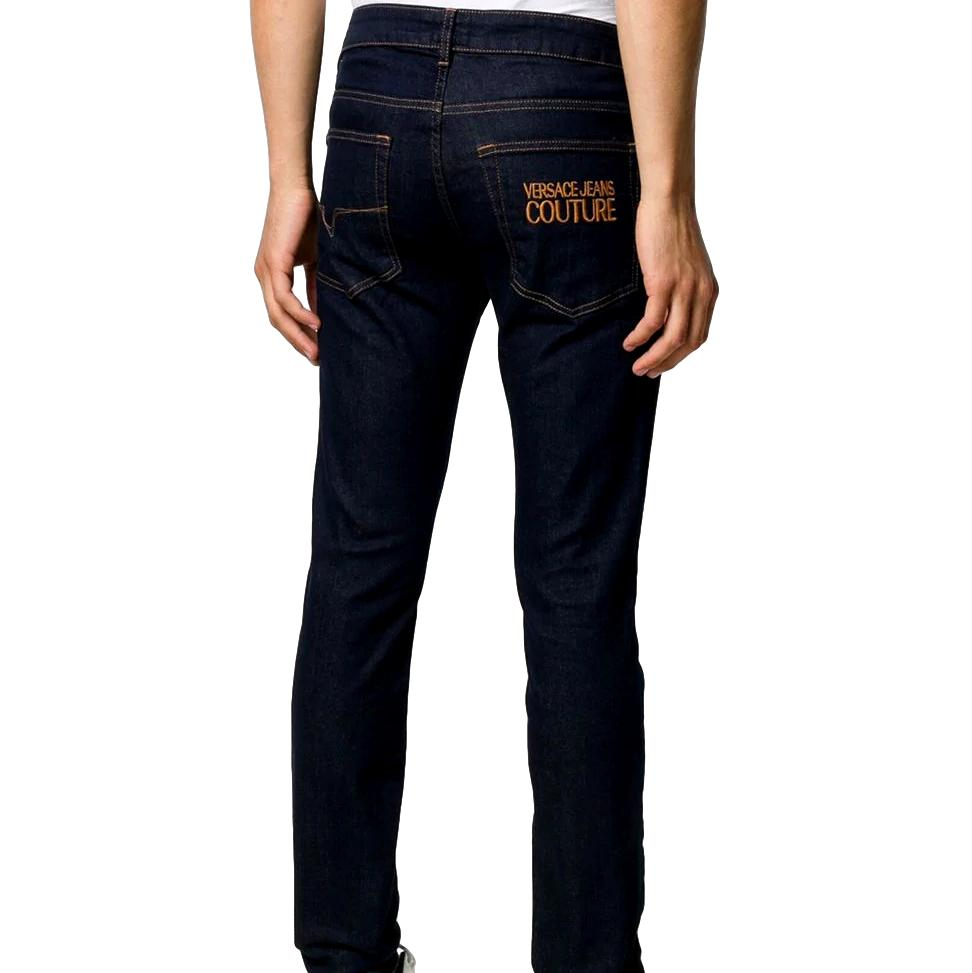 mid-rise slim fit jeans VERSACE JEANS COUTURE |  | A2GWA0S4 60558904