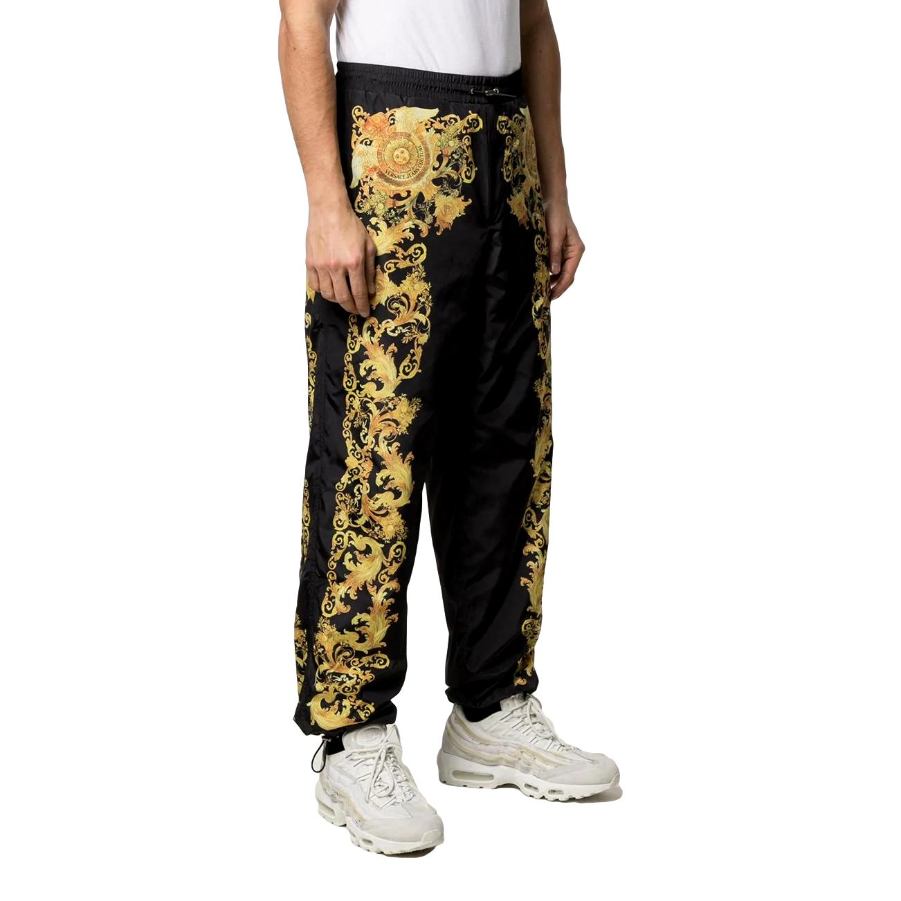 Barocco print track trousers VERSACE JEANS COUTURE |  | A2GWA1B2 25188899