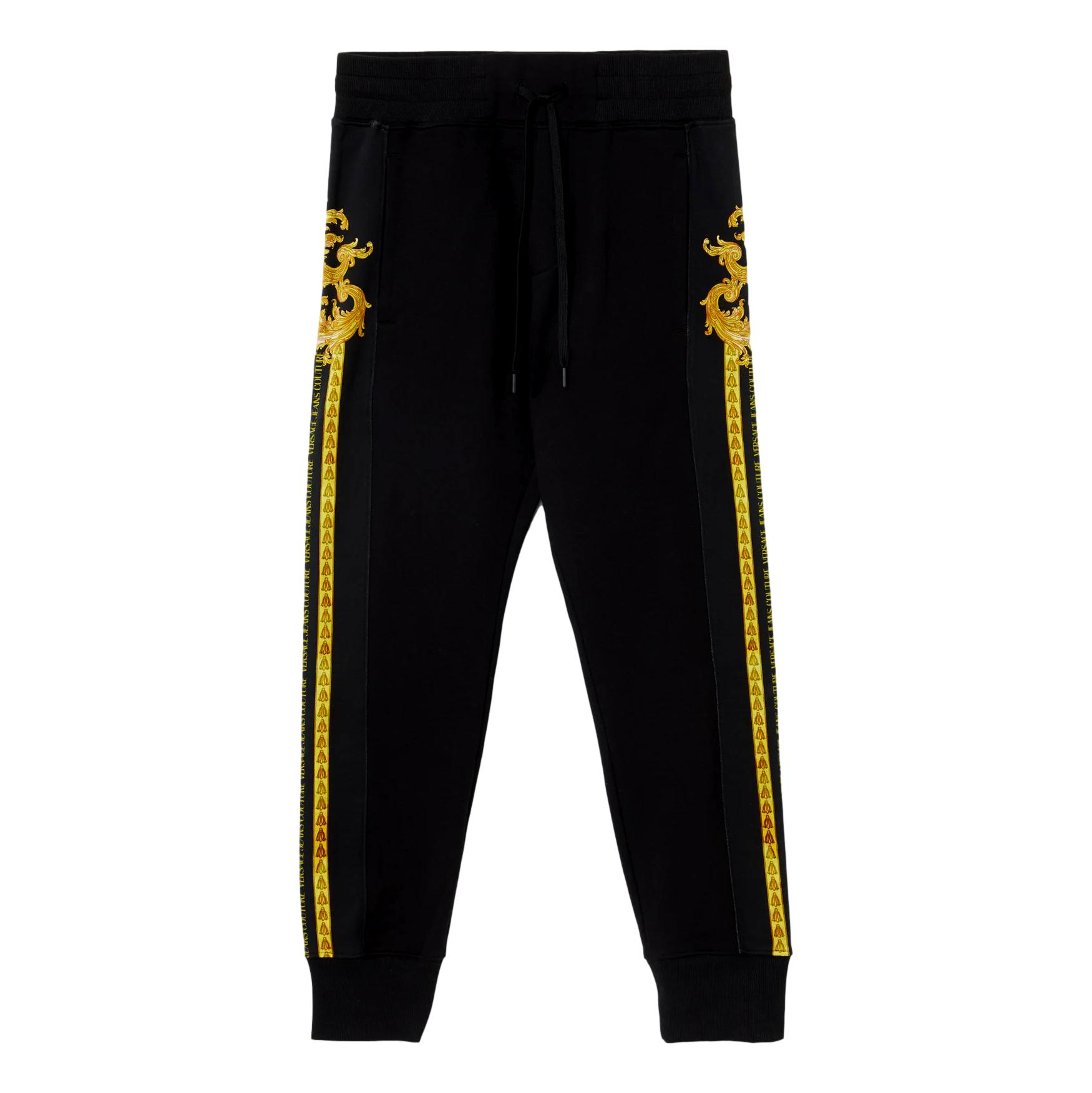 trousers with baroque motif VERSACE JEANS COUTURE |  | A2GWA1F7 13988899