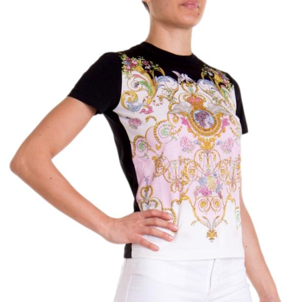 T-SHIRT BAROQUE VERSACE JEANS COUTURE |  | B2HWA727 S0225O16