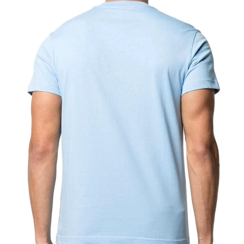 foil logo T-shirt VERSACE JEANS COUTURE |  | B3GWA7TB 30319216
