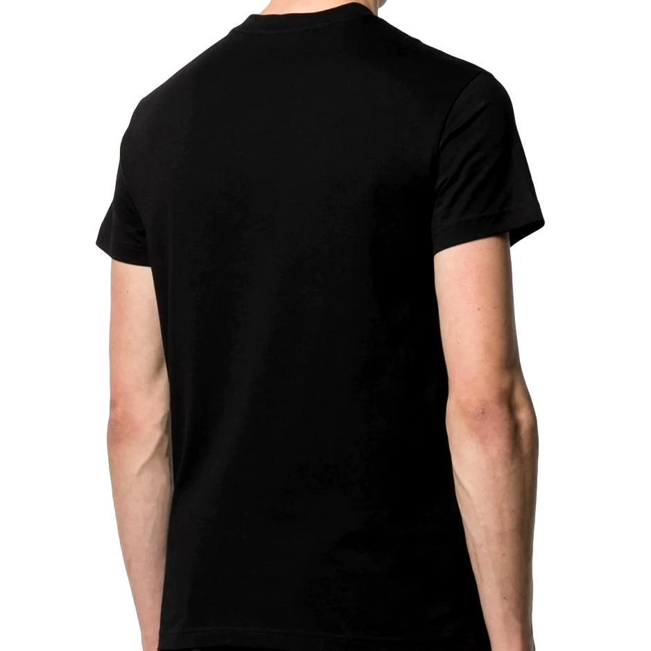 logo-print short-sleeved t-shirt VERSACE JEANS COUTURE |  | B3GWA7TD 30319899