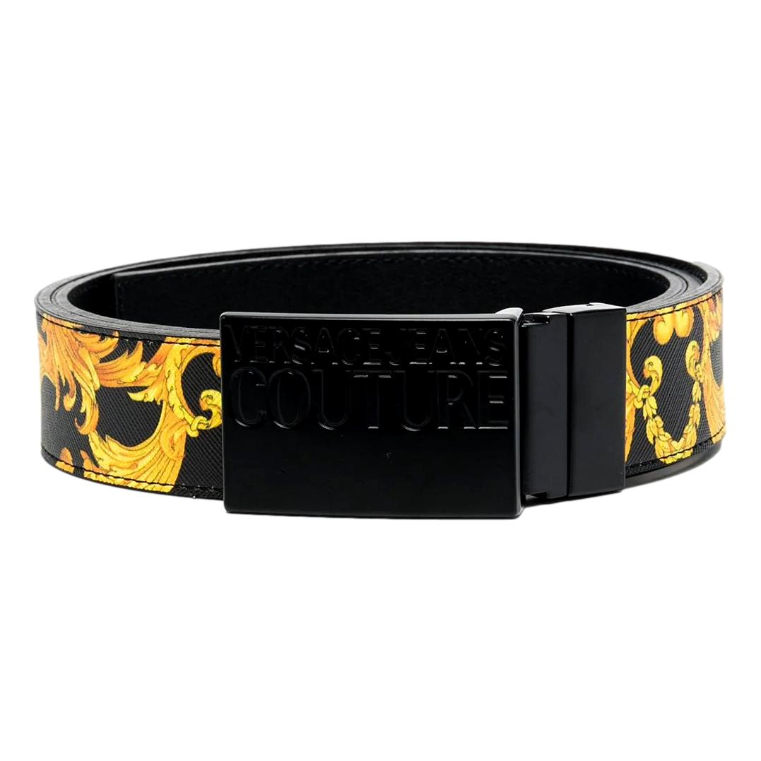 Cintura con stampa barocca VERSACE JEANS COUTURE | Cintura | D8YWAF32 71991M27