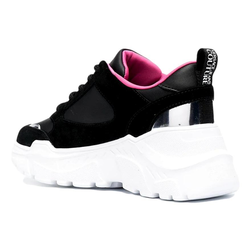 lace-up chunky sneakers VERSACE JEANS COUTURE |  | E0VWASC2 71955899