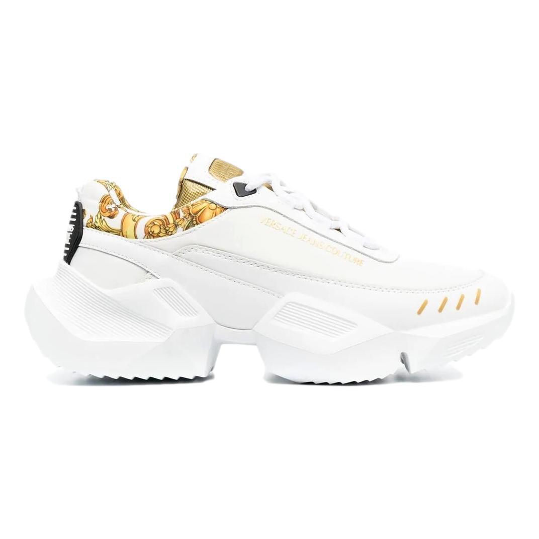 Chunky sneakers con finiture barocche VERSACE JEANS COUTURE   Scarpe   E0YWASU5 71924MCI