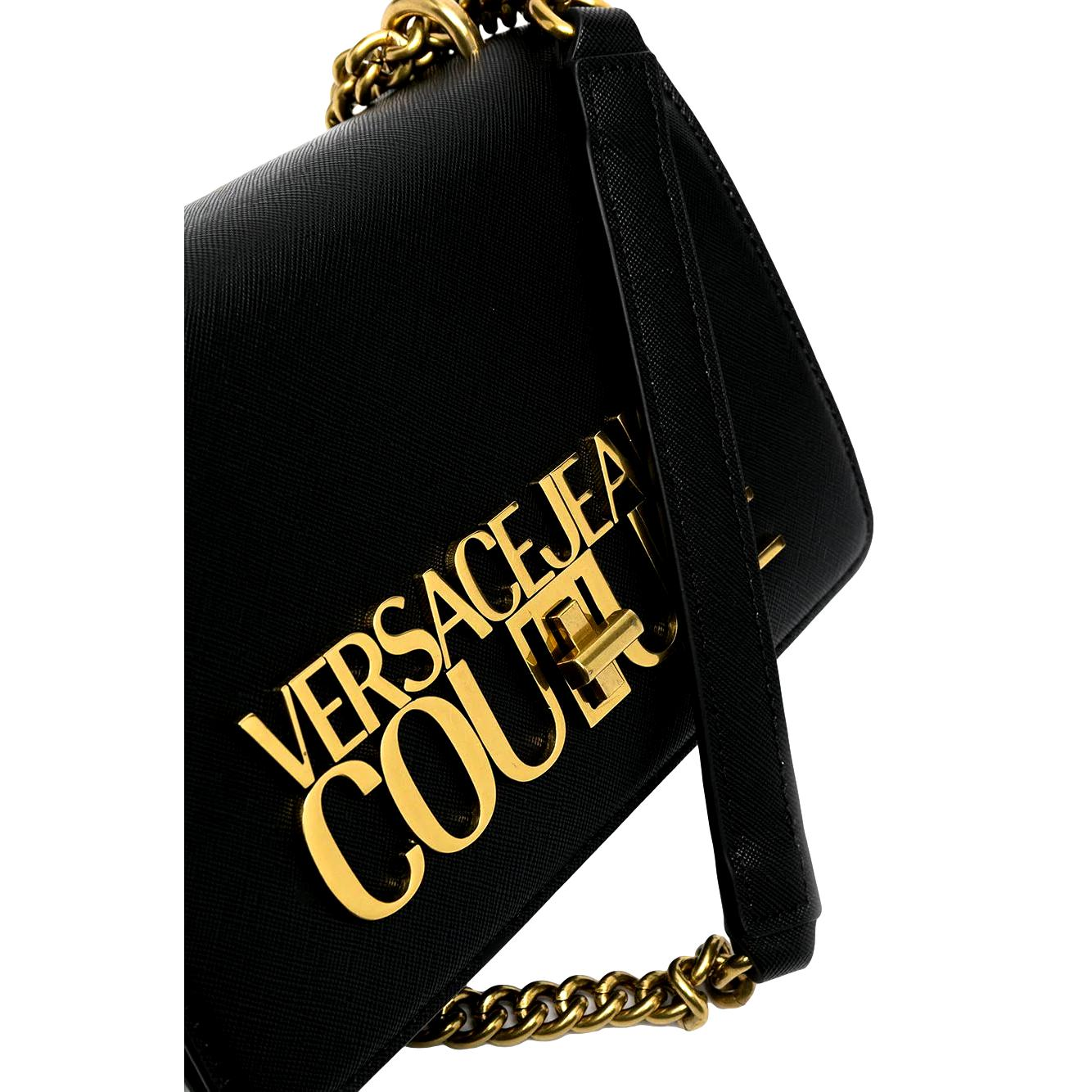 logo-plaque crossbody bag VERSACE JEANS COUTURE |  | E1VWABL1 71879899