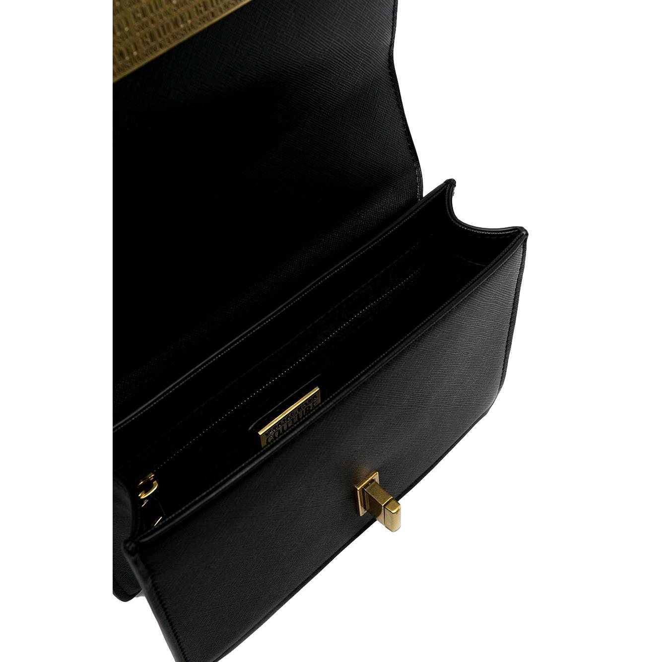 Borsa a tracolla con placca logo VERSACE JEANS COUTURE | Borsa | E1VWABL1 71879899