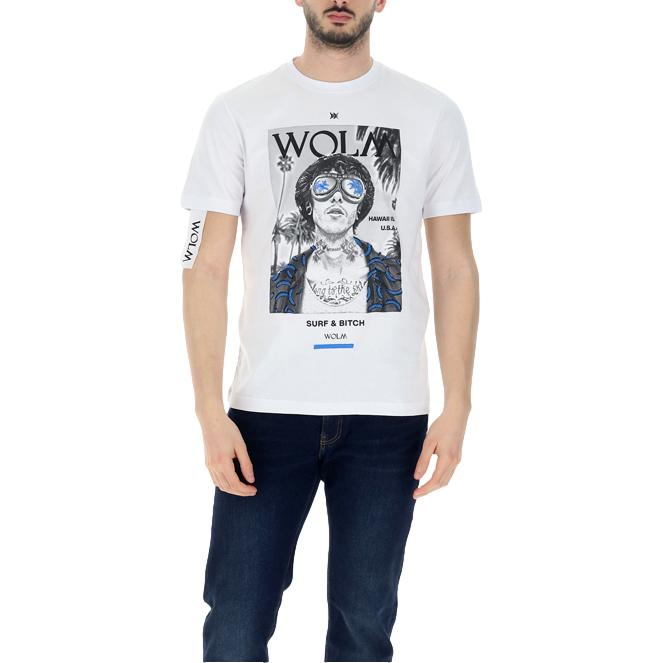 T-SHIRT WOLM WOLM   T-shirt   PEW03913