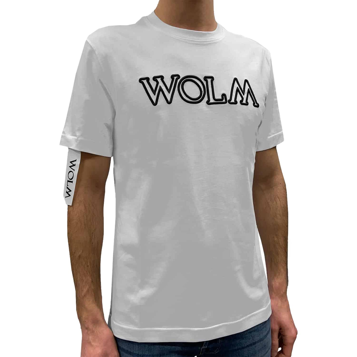 T-SHIRT WOLM WOLM |  | PEW05313