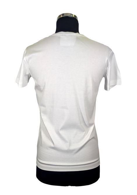 T-SHIRT JOHN RICHMOND RICHMOND JOHN | T-shirt | RWA19314TSNWWHITE