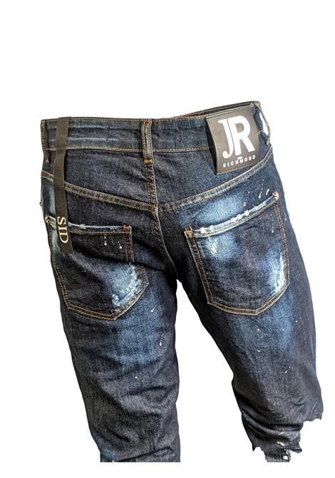 JEANS RICHMOND RICHMOND JOHN | Jeans | RMA19217JEPGJBLUE