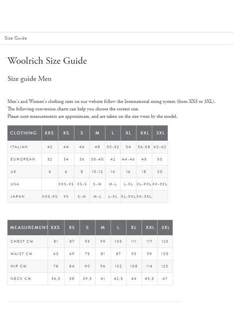 WOOLRICH UOMO |  | WOCPS2889 UT0573100