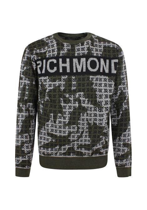 RICHMOND JOHN |  | RMA20311MA\CAMOUFLAGE