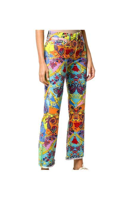 JEANS VERSACE JEANS COUTURE VERSACE JEANS COUTURE | Jeans | A1HZA0H0 SP66E445