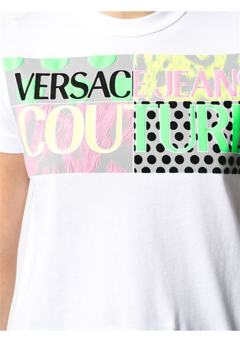 T-SHIRT VERSACE JEANS COUTURE VERSACE JEANS COUTURE | T-shirt | B2HZA7PC 30392003