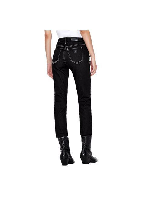 Cinque tasche in denim ultra-stretch J01 super skinny ARMANI EXCHANGE | Jeans | 6KYJ01 Y1EPZ0204