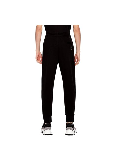 Pantaloni sportivi con logo ARMANI EXCHANGE   Pantaloni   6KZPDA ZJ6PZ1200
