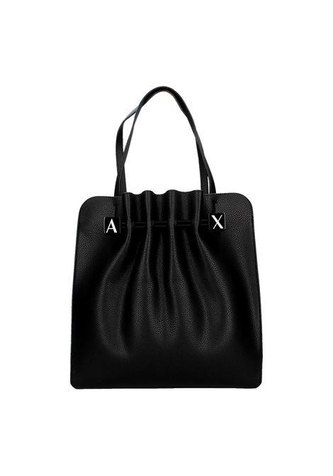 TOTE BAG PIERCING AX ARMANI EXCHANGE | Borse | 942762 1A71000020
